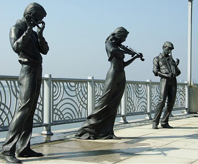 > 产品世界 > 公共艺术雕塑 > 按材质分 > 铜质雕塑